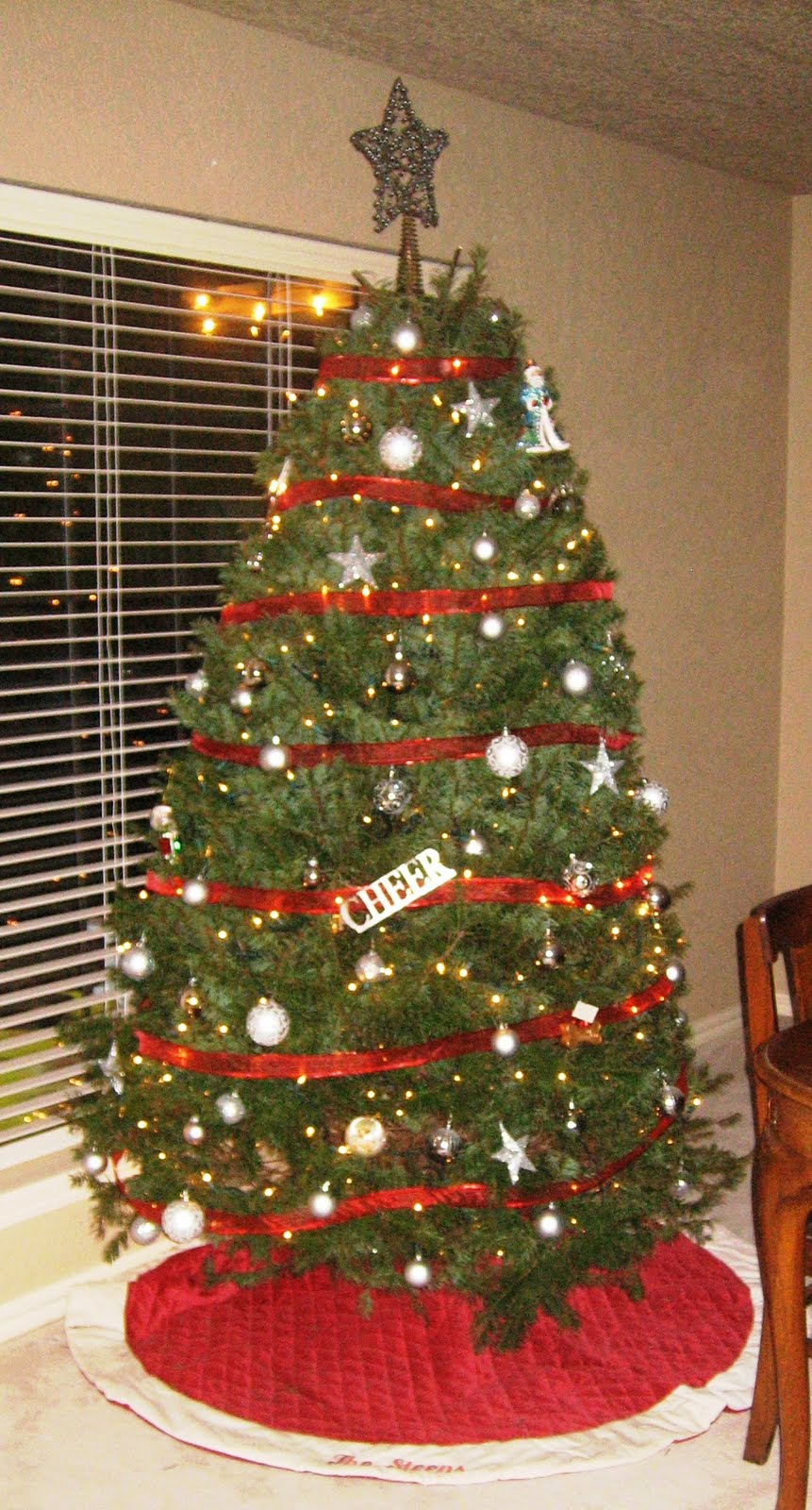here is our second treethe real one it is so fun to have a real tree in our house this year i love the smell and i am very hopeful that next christmas - Christmas Tree Smell