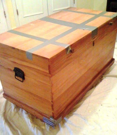 building a cedar chest