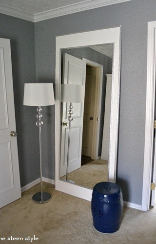 Project files the steen style for 6 foot floor mirror