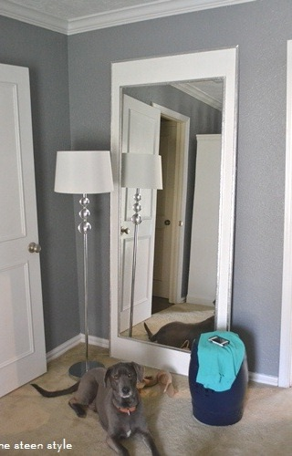 Wall Length Mirror floor length mirrors. shopping for a floor length mirror. full