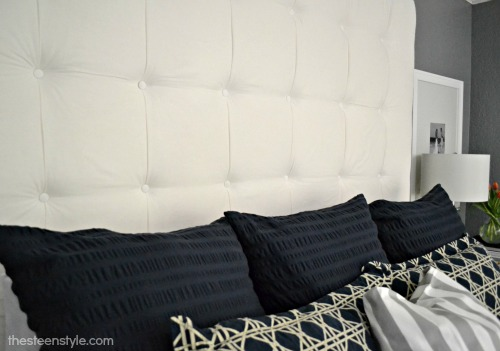 DIY Tufted Headboard17
