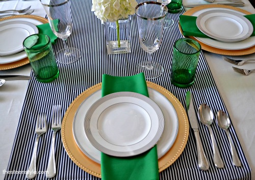 Emerald Tablescape2