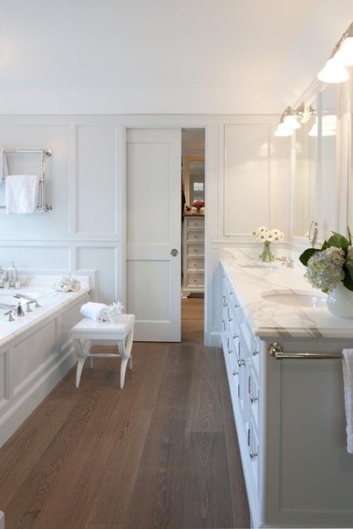 Two sink vanity
