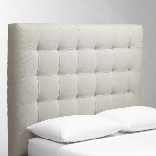 west elm tufted headboard