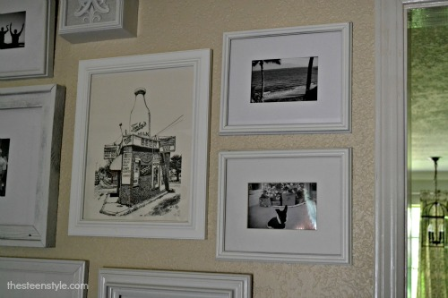 DIY Gallery Wall2