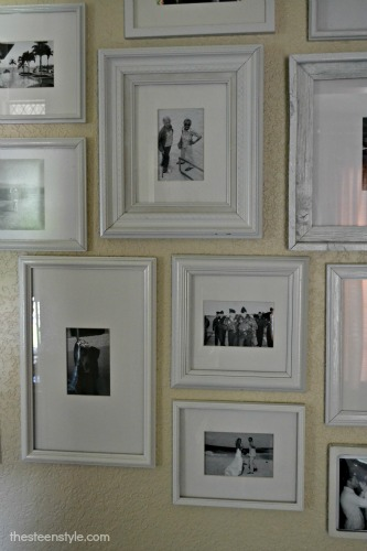 DIY Gallery Wall3