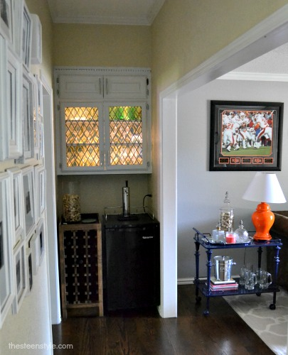 Stained Wine Cabinet3