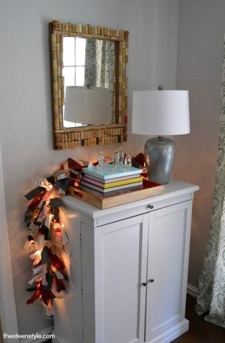 Christmas DIY Rag Lights5